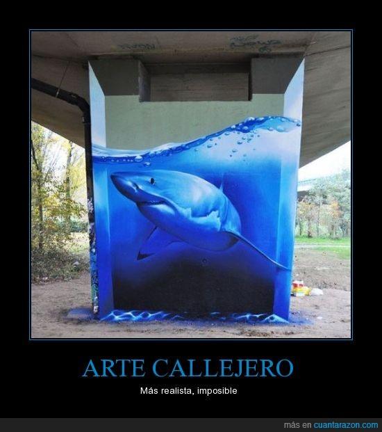 arte,callejero,Imposible,realista