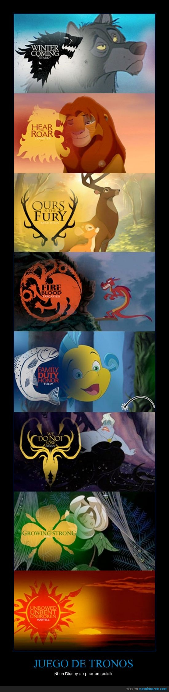 disney,juego,lannister,simba,sol,tronos,tyrell