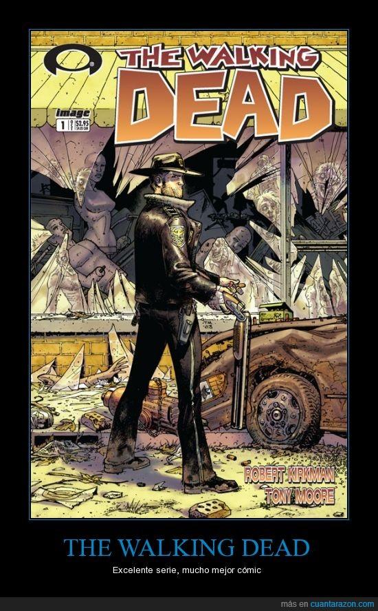 comic,the walking dead,zombi