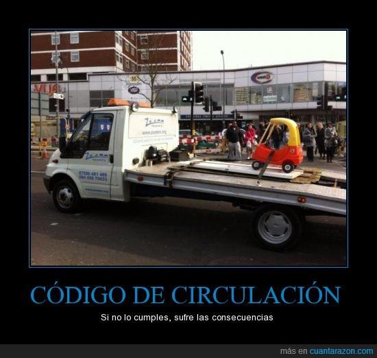 aparcar,camión,grúa,juguete,multa