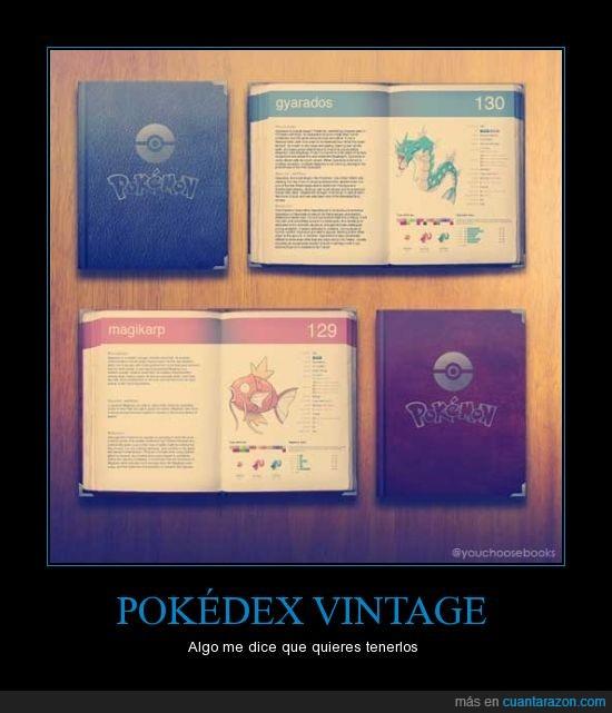 azul,geniales,infancia,libros,magikarp,nostalgia,pokedex,rojo