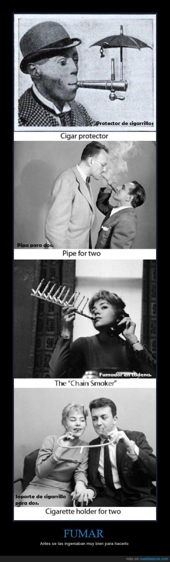 cigarrillos,Fumar,hacer,ingeniar