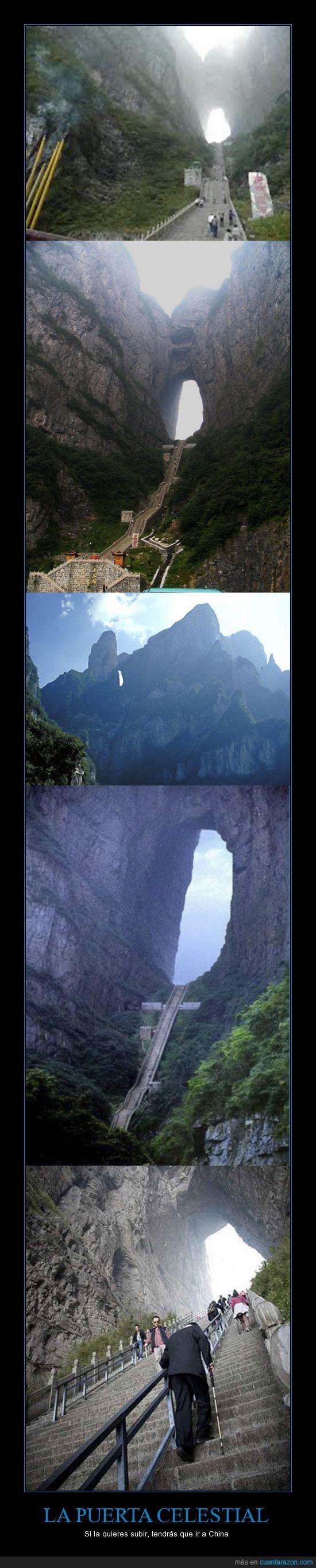 celestia,en china,encuentra,la,puerta,se