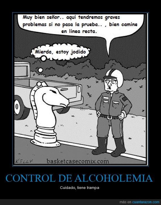 ajedrez,caballo,detenido,policia,recto