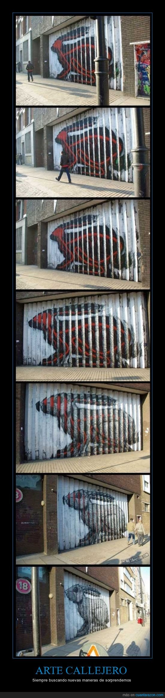 arte,calle,graffitti,lenticular