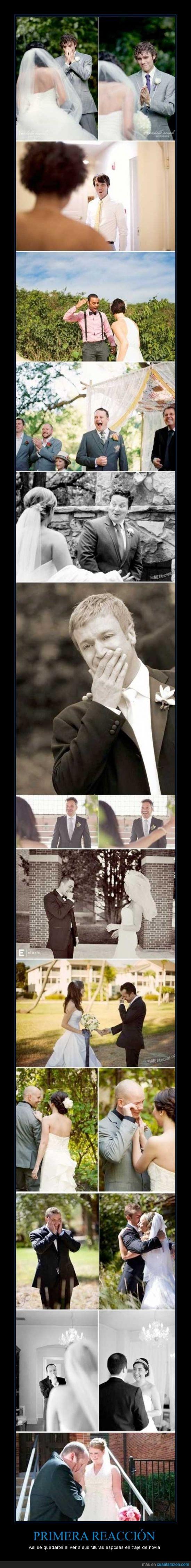 boda,impresion,llorar,matrimonio,novia,novio,traje