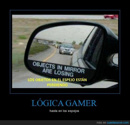 carro,espejo,gamer,logica,retrovisor