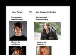 Enlace a HP VS. THE HUNGER GAMES