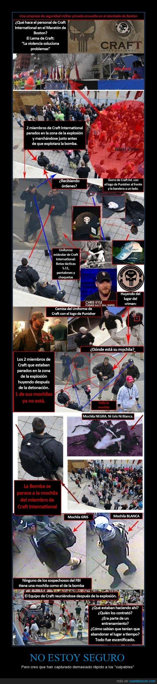 atentado,boston,conspiración,craft,inocentes,maraton,mochila