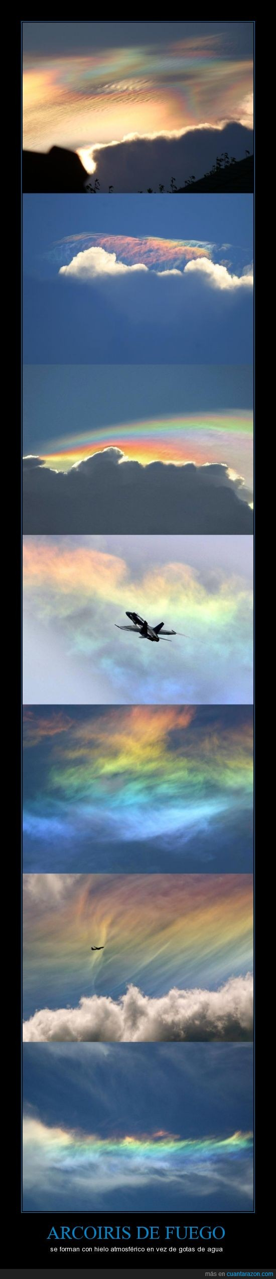 agua,arcoiris,arcoiris de fuego,cielo,colores,fuego,hielo,luz,nubes,sol