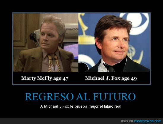 martin mcfly,michael j. fox,regreso al futuro