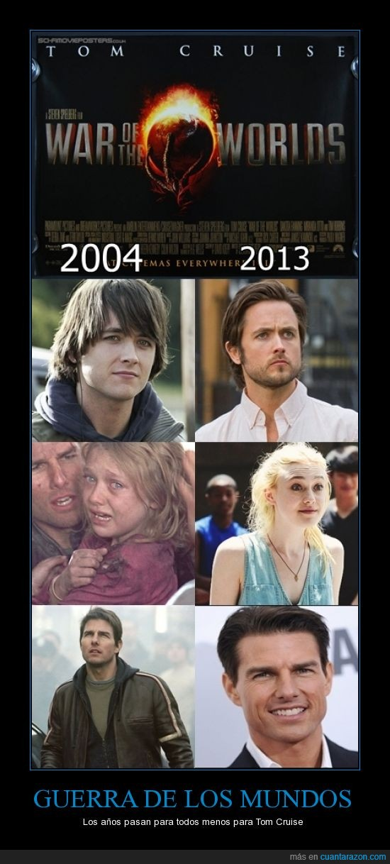 dakota fanning,inmortal,justin chatwin,tom cruise