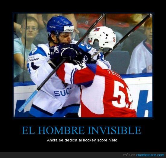 Amigo invisible,Ice Hockey,Pelea,Regalo,Venganza