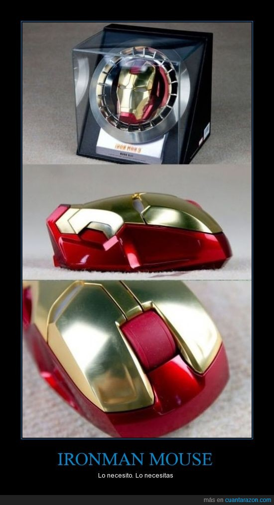 genial,ironman,mouse,shut up and take my money