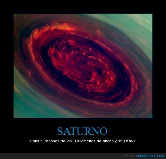 eeexisten,huracan,planeta,saturno,universo,viento