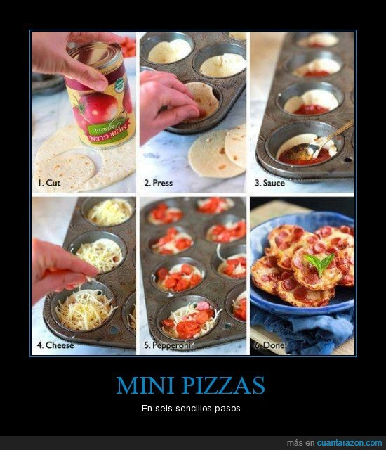 horno,magdalena,mini,molde,muffin,pizza,queso