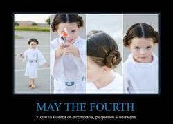 Enlace a MAY THE FOURTH