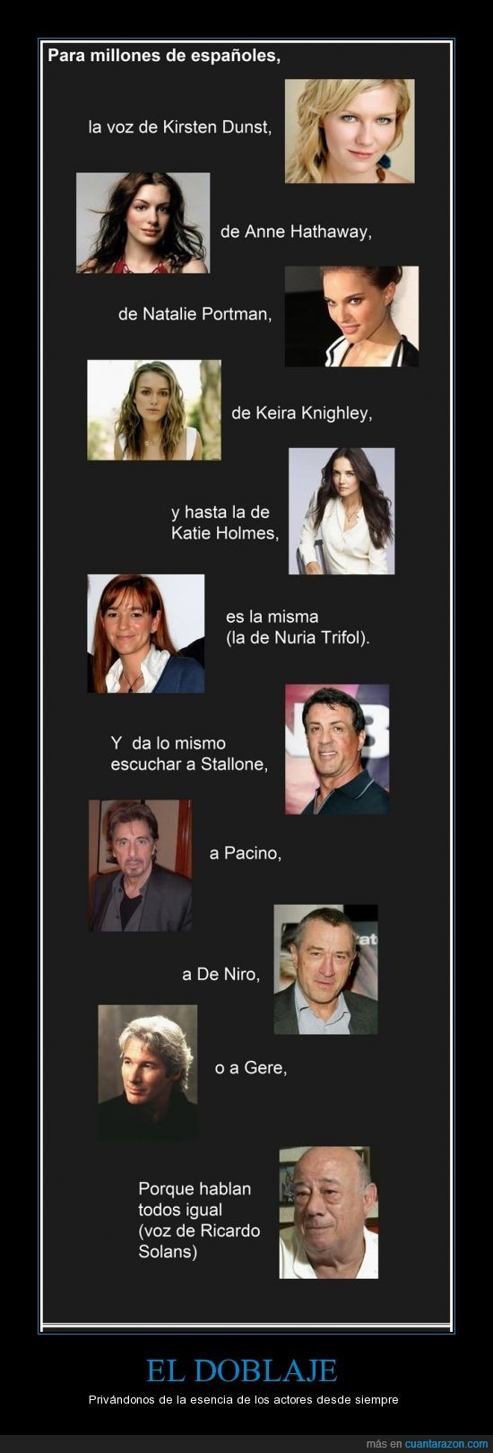 actores,doblaje,español,hollywood,inglés
