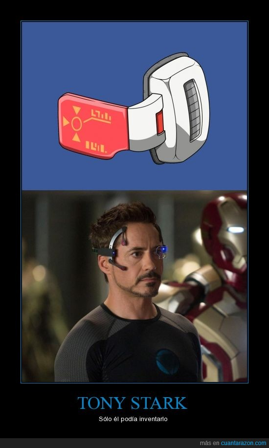 dragon ball z,freezer,gafas,iron man,ki,lector,over 9000,tony stark