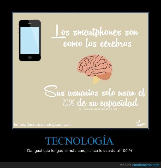 capacidad,Cerebros,Hijos de papi,mente,Smartphones