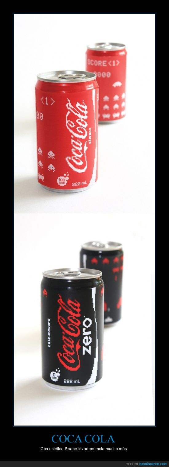 bit,cocacola,pixel,space invaders