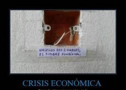 Enlace a CRISIS ECONÓMICA