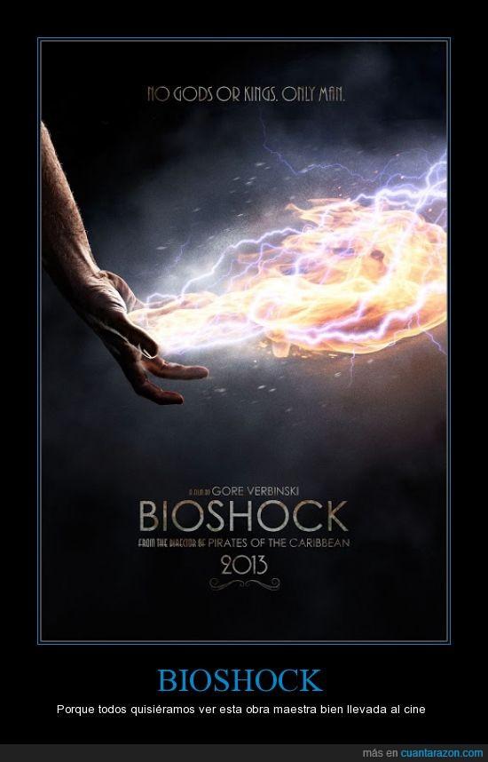 Bioshock,Cancelada,Espero que sea Jack,Ken Levine,lastima que sea fake,Rapture