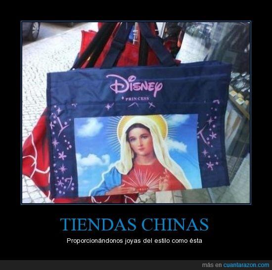 bolsa,bolso,chino,maria,mochila,virgen