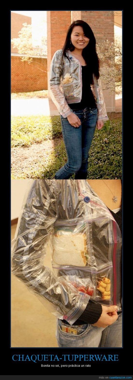 bolsa,chaqueta,comida,meter,ropa,transparente,ziplock