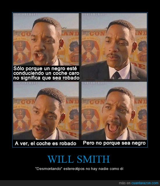 Hombres de negro,Humor,Men in Blanck,Will Smith