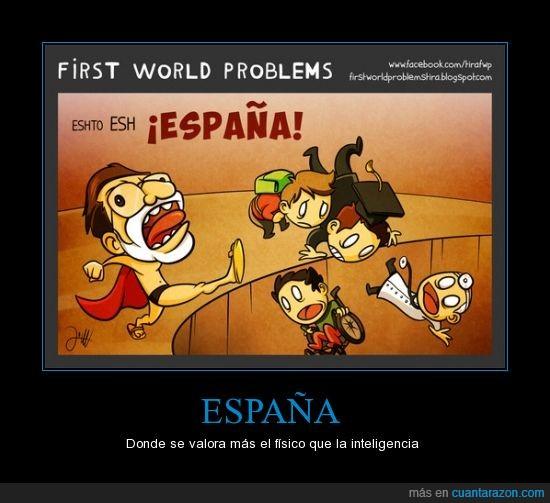 asi vamos,educacion,España,esparta,leonidas,licenciado,medico,niño,rajoy,recortes