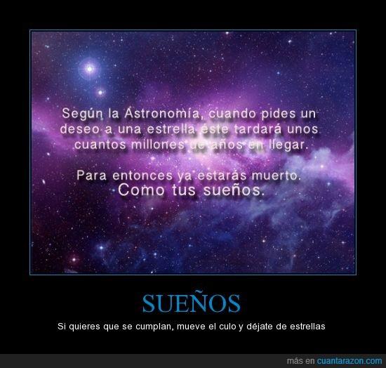 Astronomía,cumplir,estrella,muerto,pedir,Sueños
