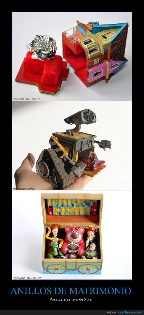 alianza,anillo,boda,caja,compromiso,pixar,toy story