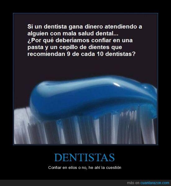 binaaacaaa,dentista,pasta de dientes,recomendar,yo qué sé