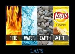Enlace a LAY'S