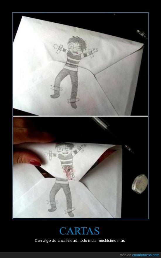 arte,artista,cartas,ingenio