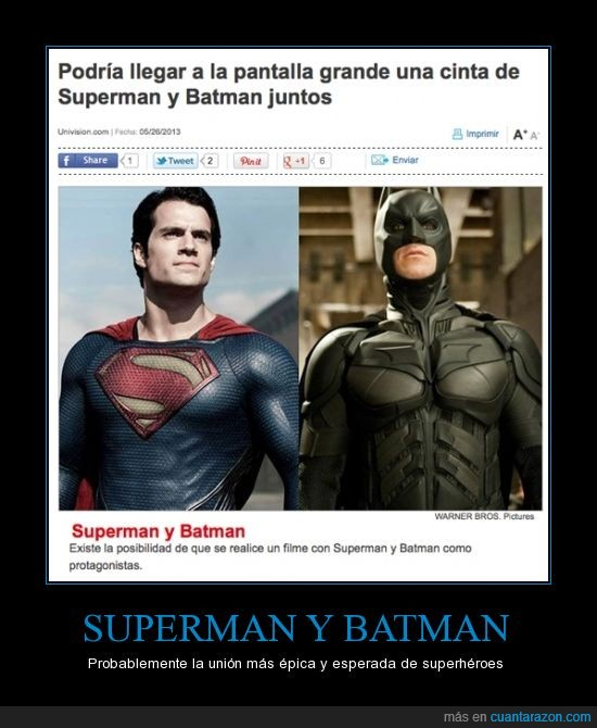 Batman,pelicula,Superman,union