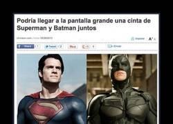 Enlace a SUPERMAN Y BATMAN