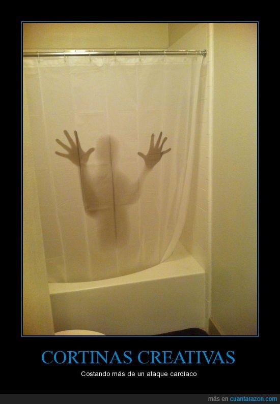 asesino,cortina,detras,ducha,miedo,psychosis