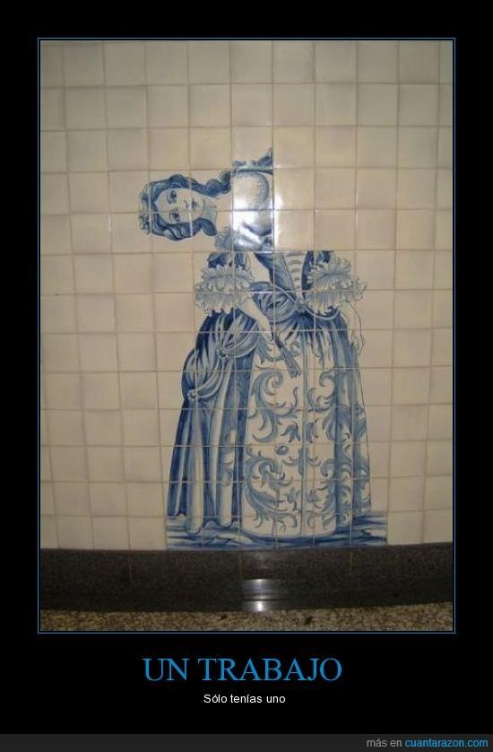 azulejo,baño,cabron,movido,restaurante,trabajo