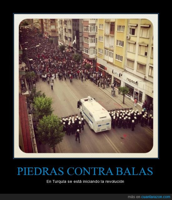 balas,libre,lucha de clases,piedras,policia,pueblo armado,revolucion,turquia,union proletaria