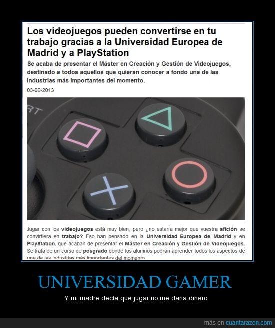 gamer,ps3,universidad,xbox
