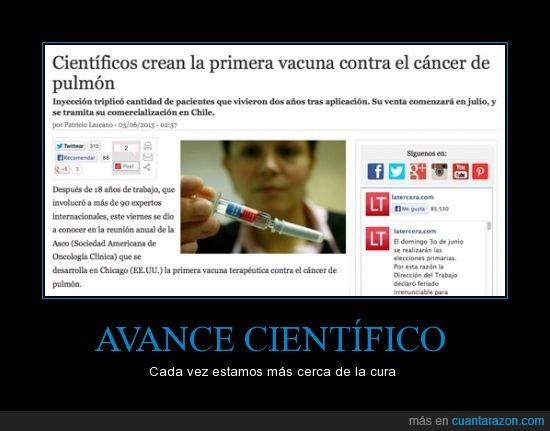 argentina,cancer,cientificos,cuba,oncologia,pulmon,tumor,vacuna