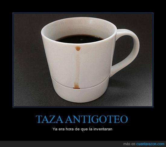 anti,cafe,gota,goteo,taza