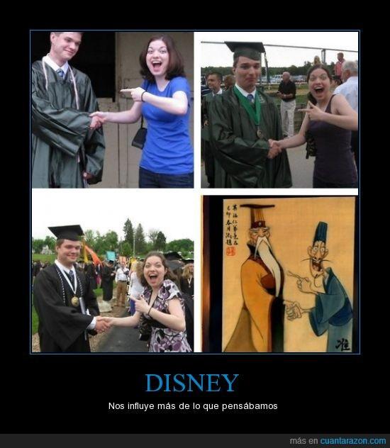 cara,disney,foto,graduacion,hermana,mulan