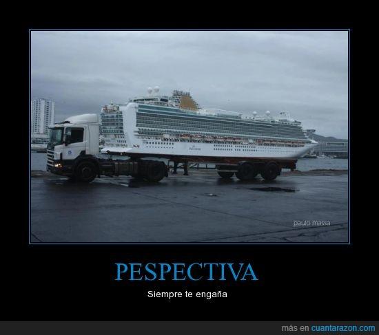 barco,camion,crucero,pespectiva,siempre