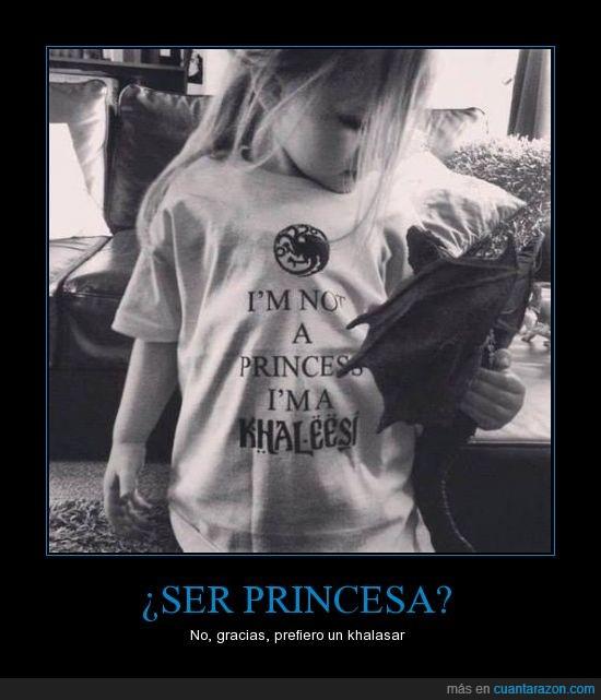 camiseta,dragones,juego de tronos,khaleesi,niña