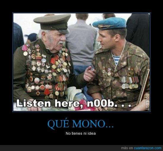 condecoracion,medalla,militar,muchas,noob,novato,soldado