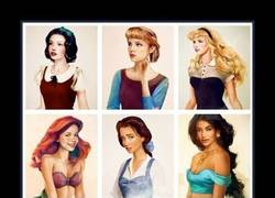 Enlace a PRINCESAS DISNEY