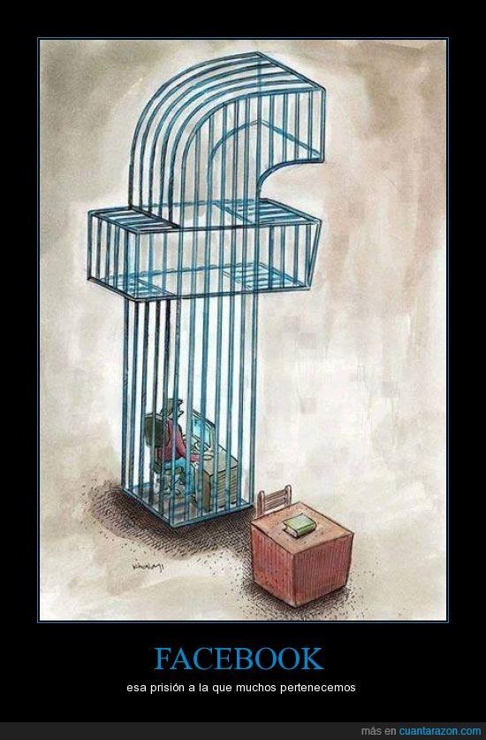 carcel,encerrado,facebook,libro,modernidad,prisión